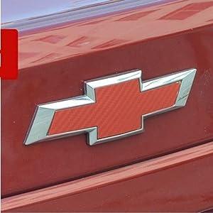 aya 科鲁兹中网标碳纤维汽车装饰贴纸 克鲁兹改装车贴前后高清图片