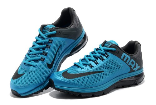 Nike 耐克 Air Max 系列 男士网面半掌气垫鞋 缓震 休闲运动鞋 555331