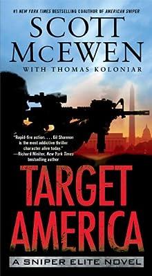 Target America: A Sniper Elite Novel.pdf
