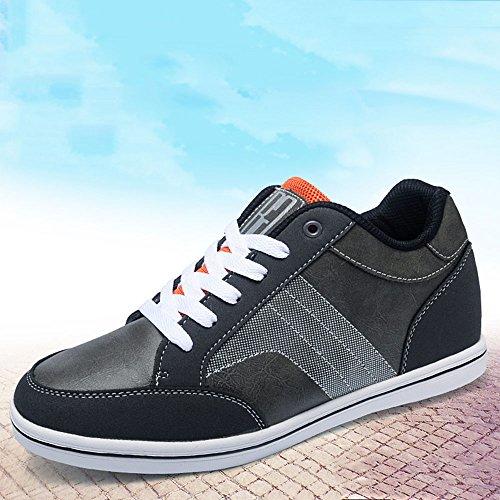 Gog 高哥 内增高男鞋男士增高鞋男式6cm秋季男式户外运动休闲鞋潮流新