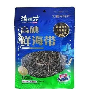 海琪花 秦皇岛北戴河干海鲜海产品特产 烹调海带丝干货 80g