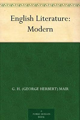 English Literature: Modern.pdf