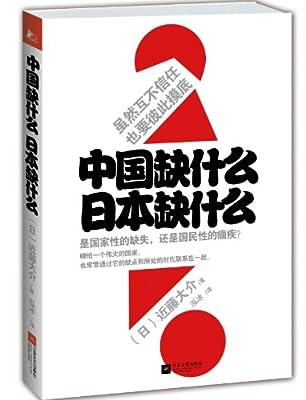 中国缺什么,日本缺什么.pdf
