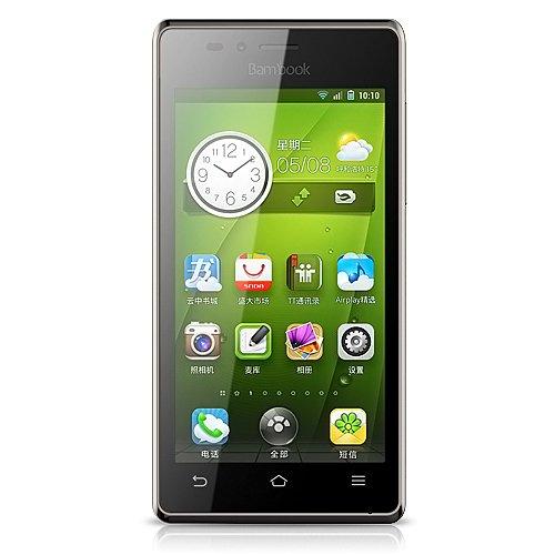 盛大 Bambook S1 GSM/WCDMA 智能手机(1GB RAM)