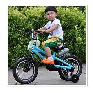优贝儿童自行车 铝合金14寸16寸18寸12山地儿童单车