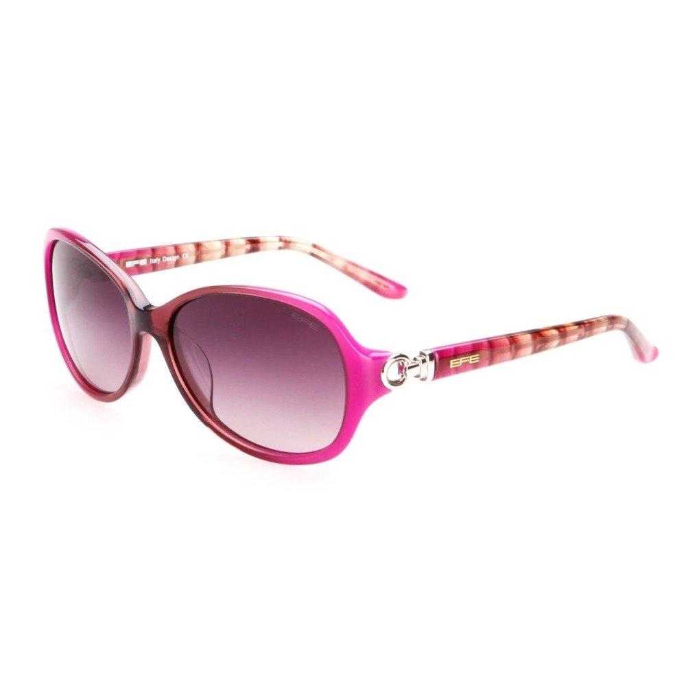 efe 女士时尚太阳镜 欧式风范 简约时尚 墨镜偏光太阳