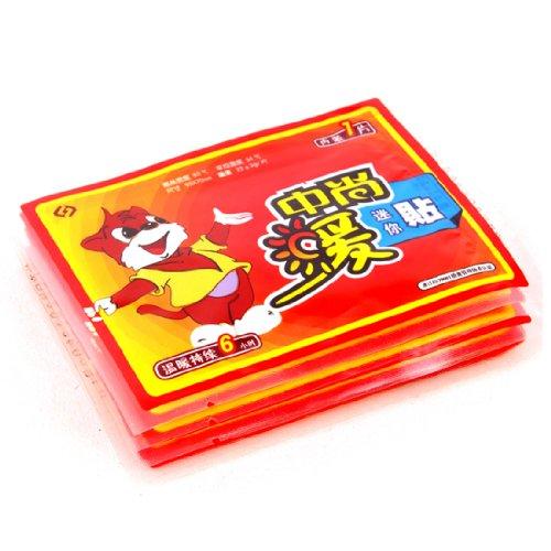 中尚日化 ZS-609红猫迷你贴(暖身贴、保暖贴、关节贴)30片装(特)