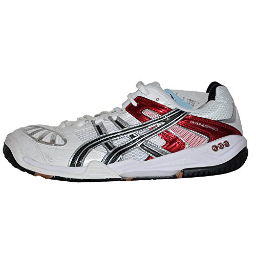 ASICS 亚瑟士 羽毛球鞋 运动鞋HYPER RUSHING3 男女通用 TOB516-019