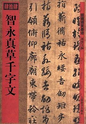 馆藏国宝墨迹:智永真草千字文.pdf