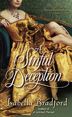A Sinful Deception: A Breconridge Brothers Novel.pdf