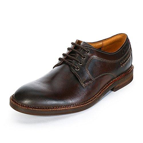 Clarks 男 正装鞋Bushwick Dale 261106297(供应商直送)