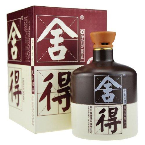 沱牌舍得品味舍得52度500ml中国名酒浓香型 高度白酒包邮