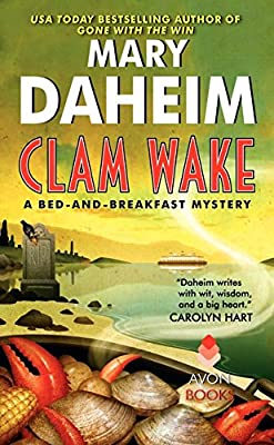 Clam Wake: A Bed-And-Breakfast Mystery.pdf