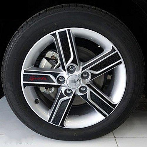 12-15款全新凯美瑞轮毂贴 第七代凯美瑞轮贴纸 碳纤贴纸专用改装 b款