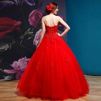 忆红妆 大红色婚纱礼服2014新款拖尾 新娘结婚齐地孕妇高腰冬季 孕妇