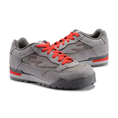 英国HI-TEC海泰客 2014新品透气网布面 男款户外休闲鞋