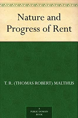 Nature and Progress of Rent.pdf