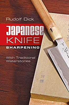 Japanese Knife Sharpening: With Traditional Waterstones.pdf