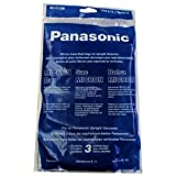 Panasonic MC-V155M Upright Micron Bag, Type U-12, 3-Pack