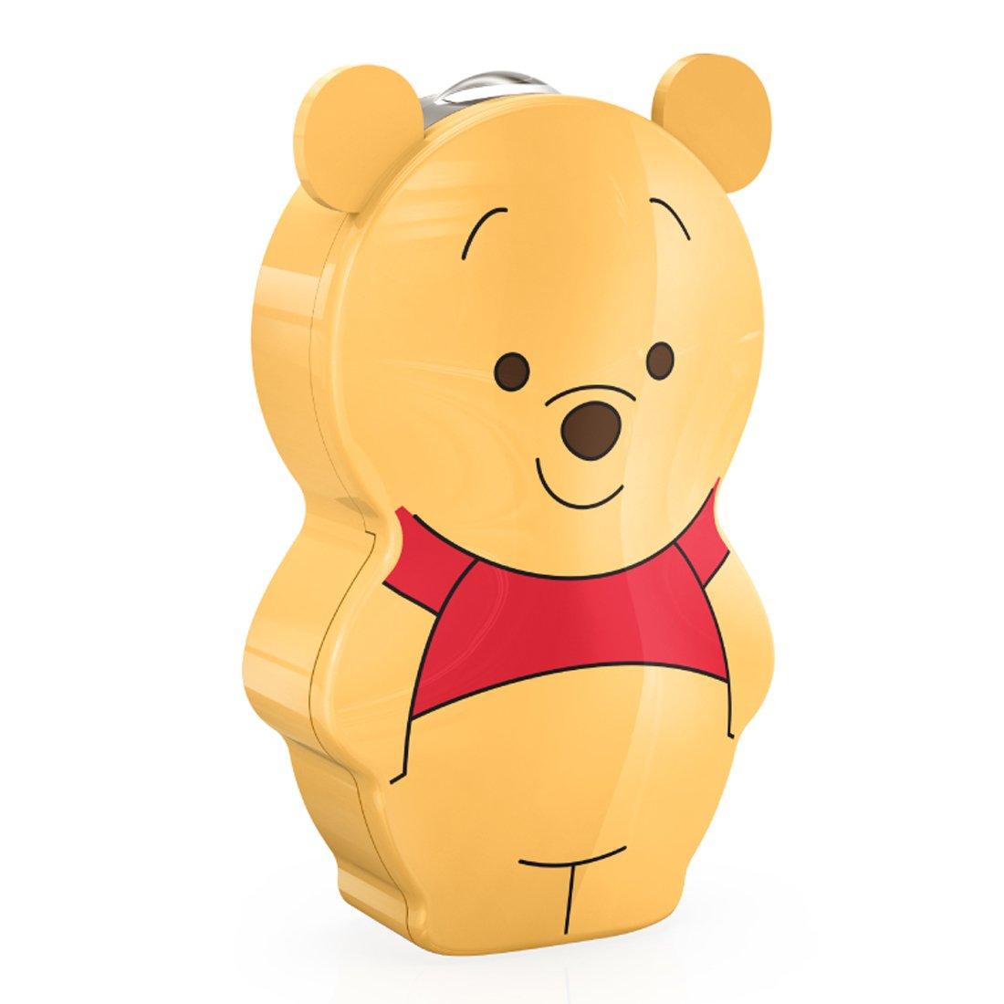 飞利浦迪士尼创意儿童专用卡通手电筒 维尼小熊款
