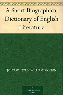 A Short Biographical Dictionary of English Literature.pdf