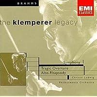 进口CD:勃拉姆斯:第一号交响曲