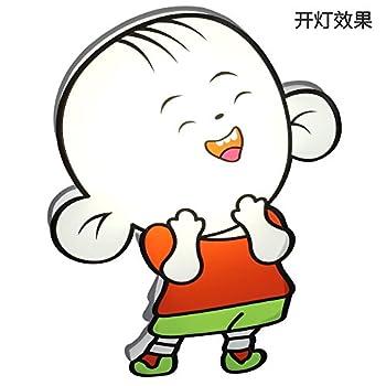 汉庭led儿童吸顶灯 胡图图5550-24w