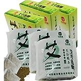 金泰康 艾草泡脚 (精品足浴粉) 20袋/盒*3-图片
