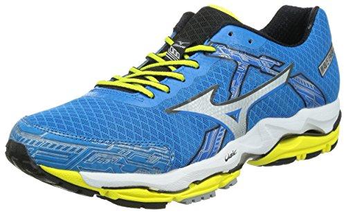 Mizuno 美津浓 男 跑步鞋WAVE ENIGMA 4  J1GC140203