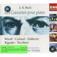进口CD:巴赫:钢琴协奏曲