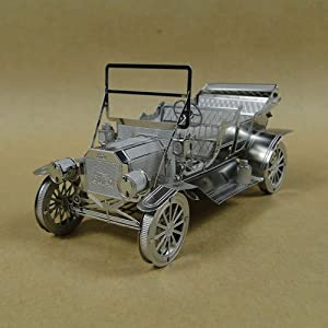 幼儿园手工制作汽车模型