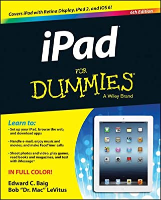 iPad For Dummies.pdf