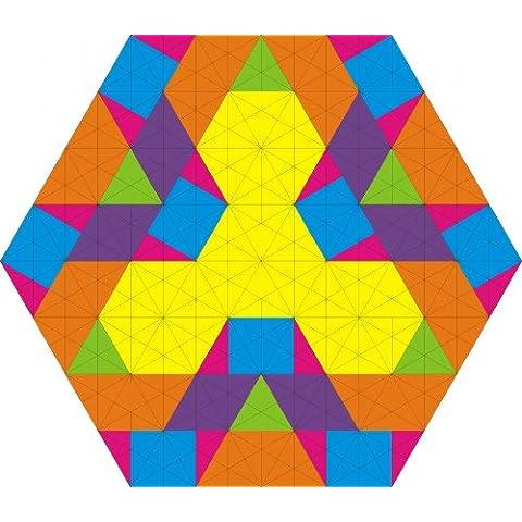 木马智慧 木质婴幼益智玩具 积木类 创意积木 138片