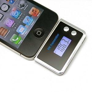 酷所思 CoolSources FM102 苹果发射器 车载发射器 iPhone iPod 发射器 车载充电器