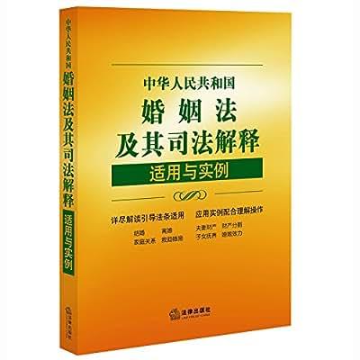 中华人民共和国婚姻法及其司法解释适用与实例.pdf