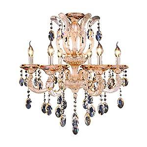 vnc 欧式吊灯 锌合金水晶灯 奢华客厅灯饰 豪华餐厅灯具 d5005 (一级