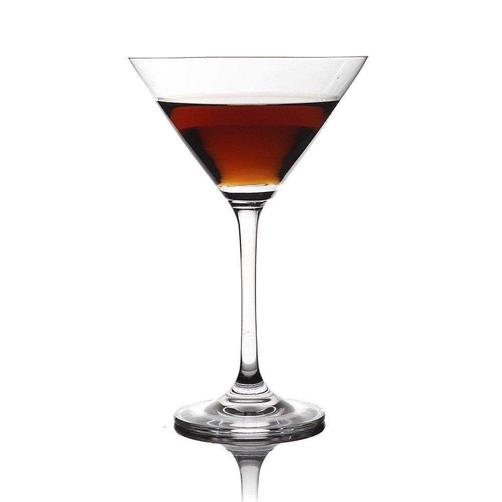 石岛无铅水晶 鸡尾酒杯 洋酒杯 酒杯 酒吧用品 三角杯