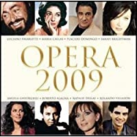 进口CD:歌剧2009