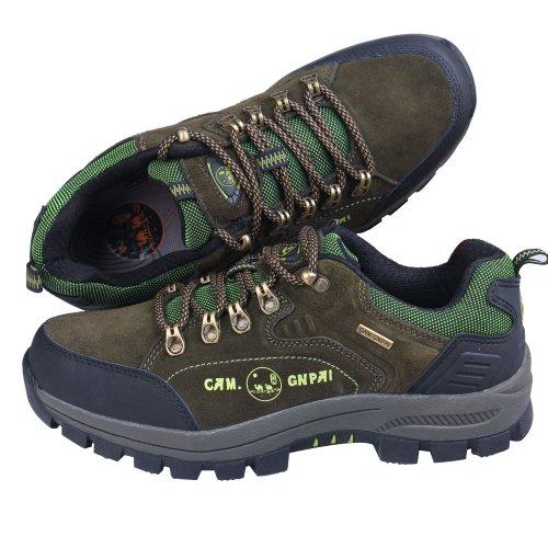 CAM.GNPAI 骆驼队长 秋冬新款  户外登山鞋 磨砂牛皮 防滑耐磨 238001739