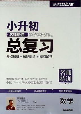 蓝洋备考•小升初名师帮你总复习•名师特训:数学.pdf