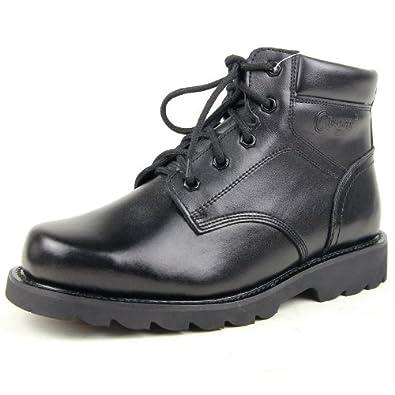 3515 强人/军靴/男特种兵/短筒/工装靴/男棉靴/马丁靴/战靴JC6-12505