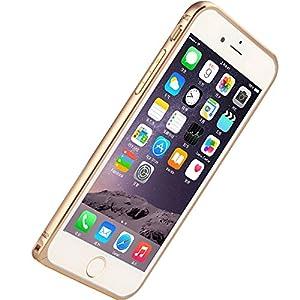 lincass iphone6金属边框手机壳 苹果6保护套 航空铝材一体成型 精密
