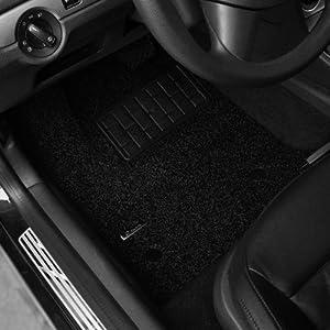 脏防滑防水丝圈脚垫 适用于丰田rav4 07 12款rav4,高清图片