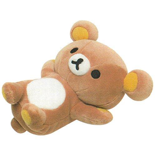 轻松熊 轻松小熊 基本款新表情系列 护腕垫毛绒玩偶 小公仔玩具 可爱
