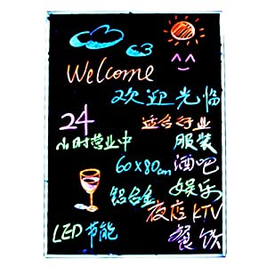 led手写荧光板/荧光屏/荧光黑板