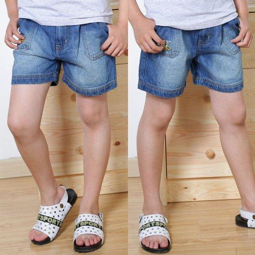 男童夏装牛仔短裤