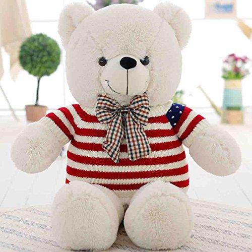 上花轿 可爱泰迪熊小号公仔毛绒玩具狗熊布娃娃大号抱抱熊女友年会