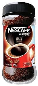 雀巢咖啡醇品200g(新老包装更新,随机发货)