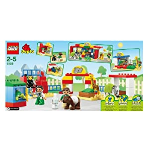 lego乐高 动物诊所 l6158