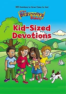 The Beginner's Bible Kid-Sized Devotions.pdf